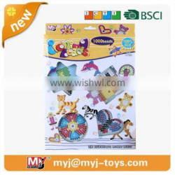 3d Puzzle diy for children BT-0056B jewelry making kits 48 Color 5mm hama Beading Kits