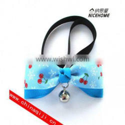 2014 Fashion New Style Colorful for pets bow tie size ribbon