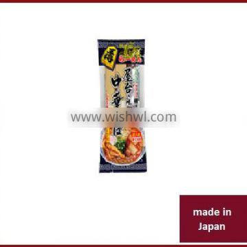 Good taste ramen noodle made in Japan at high cost performance
