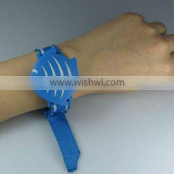 Cheap RFID Free Wristbands for Kids Location by DAILY RFID