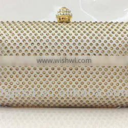 4016 full rinestone fashion evening bag designed for wedding and party