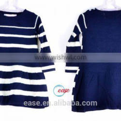 Wholesale Colors Button Knitted Solid Color Acrylic Kid Sweater