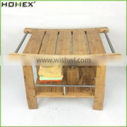 Bamboo Bench Help with Balance /Homex_BSCI