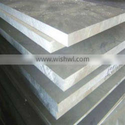 A5052 A5154 ~A5056 aluminium alloy anodized plain diamond sheet / plate