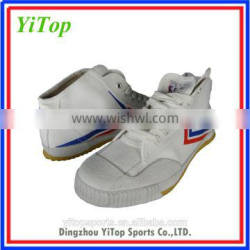 New Fashion Chinese white rubber Kungfu Fei yue Shoes