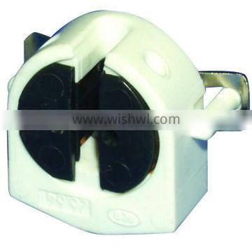 BNCHG T8 lampholder for fluorescent RoHS/S/CQC/ISO9001:2008