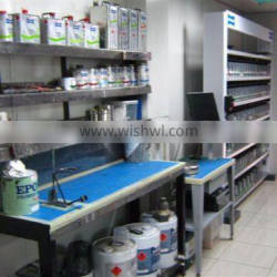 JF used paint room car painting booth auto paint room for sale ( CE certification 2 years warranty time)