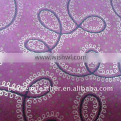 embossed leather for leather bags