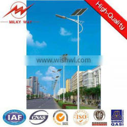 30w led lamp 6m street light pole