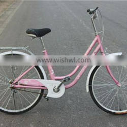 """26"""" Hot sale high quality city bike / city bicycle for women"""