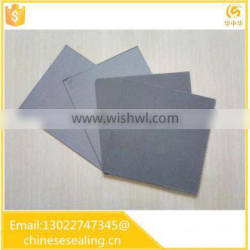 non asbestos beater sheet with tinplate insert for manufacturing cylinder-head gasket