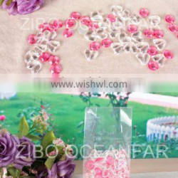 Solid glass gems,acrylic beads.plastic beads for decoration