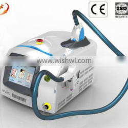 Manufacture Supplied Portable Permanent Hair Removal Diode Laser 808nm Machine