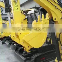 WA600-6 wheel loader bucket 6.4CBM bucket high quality from China supplier