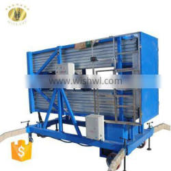 7LSJLII Shandong SevenLift double column aluminum mast building cleaning small lifting platform elevator for 2 person