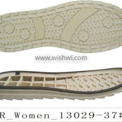 TPR Sole for Women's Casual Shoe