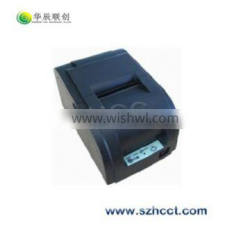 76MM Usb/serial/Parallel/ethernet auto cutter Dot Matrix Printer for POS System-HRP76II