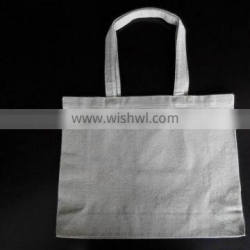 reclaimed cotton , regenerated cotton shopping bag, shopping bags