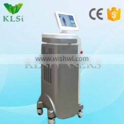 Top sell 808 nm laser hair removal machine Germany bar with three work modes (E808)