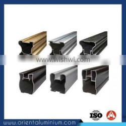 Factory Direct Supply 6063 T5 Aluminum Extrusion for Kitchen Cabinet Door