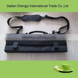 Customizing Master Chef knife Carring Bag with embroidery logo Quality Choice