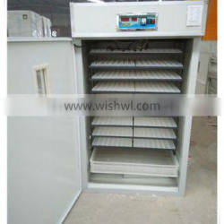 High quality egg incubator ZH-1584 chicken hatchery machine save energy meet your demand