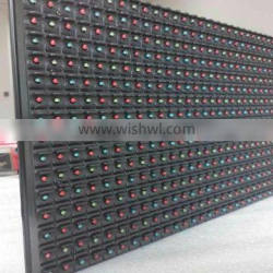 helilai high quality low price LED P10 RGB Display Module outdoor 32*16 fullcolor led display module