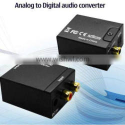 analog to digital tv converter Analog to Digital Audio Converter