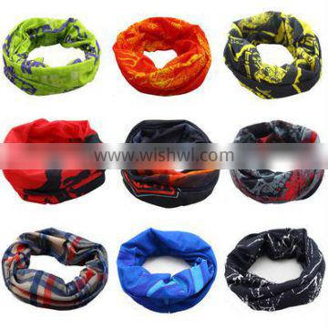 Bicycle Variety Seamless Hood Scarf Magic Skull Riding Sports Scarf Scarf Dust Mask