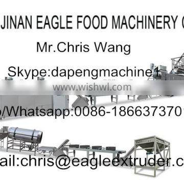 hot sale floating fish feed extruder