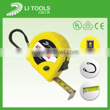 High quality self -locking abs case steel measuring tape
