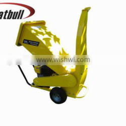 13HP gasoline HSS chipping Knives wood chipping machine chipper shredder