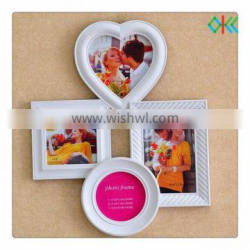 China wedding multi photo picture frames
