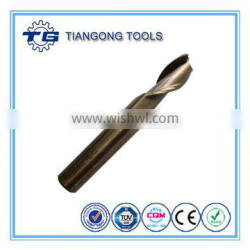 TG M35 cobalt fully ground two flutes end mill