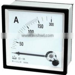 0-500V Moving iron&moving coil instruments AC panel meter