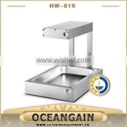 HW-819 CE RoHS French Fries Warmer