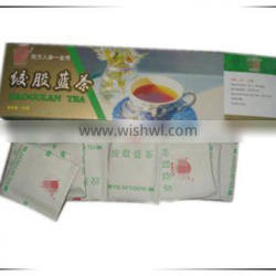 Jiao gu lan herbal tea Gynostemma pentaphylla tea HACCP products