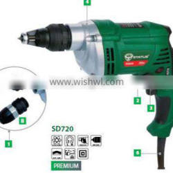 High Quality Status Durable Tools Power Driver Drill