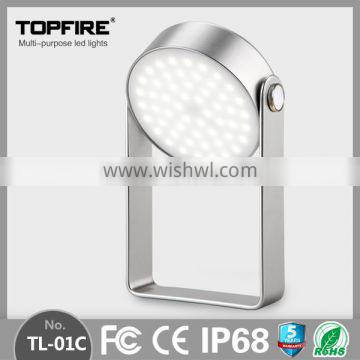 USB rechargeable IP68 120 days standby time minus 40 degrees working led indoor lighting