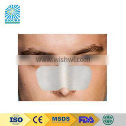 CE certificated breath unimpeded nasal strips professional ISO13485 factory sales