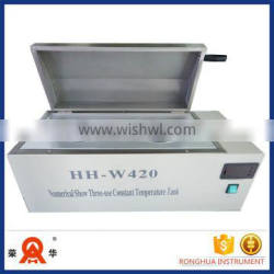 2016 new heated circulating water bath with high quality
