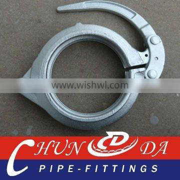 DN125 Concrete Pump Lever Clamp (Forged and Galvanized)