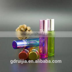 colored roll on bottles 10ml