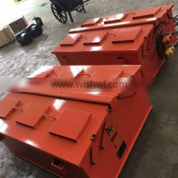 Underground Electric Mine Battery Locomotive 10 Km/h For Mining Tunneling