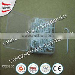 FDA approval 2015 new design Chinese cheap adult dental floss pick