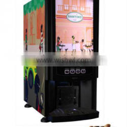 2013 Newly LED coffe machine with CE approved