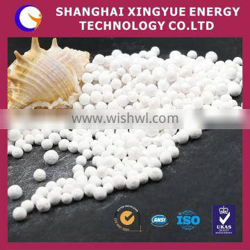 Alumina ball as catalyst carrier widely used in chemical industry