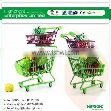 double mini shopping cart corporate gifts