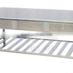 newest design stainless steel table office table design photos
