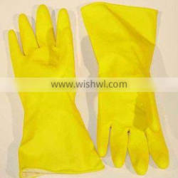 CE Household Latex Gloves extra long latex gloves